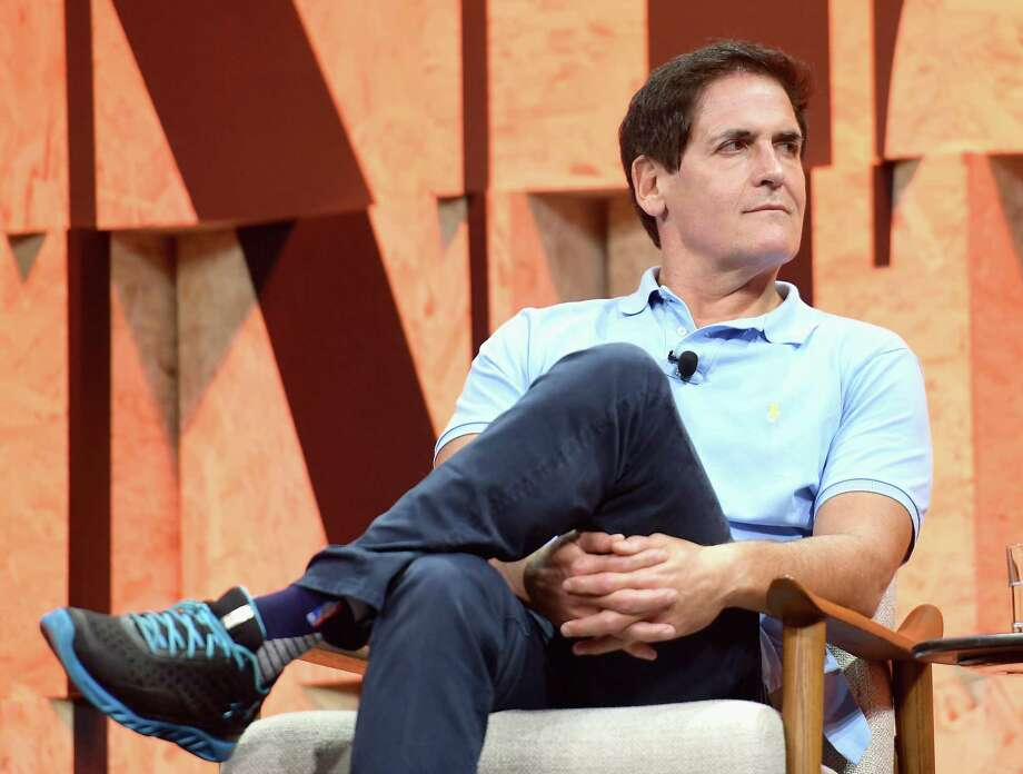 Dallas Mavericks owner Mark Cuban is the 21st richest Texan and has a fortune of $3.3 billion, according to Forbes. Photo: Matt Winkelmeyer /Getty Images / 2017 Getty Images