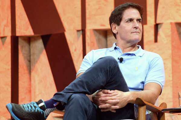 Dallas Mavericks owner Mark Cuban has a fortune of $3.3 billion, according to Forbes.