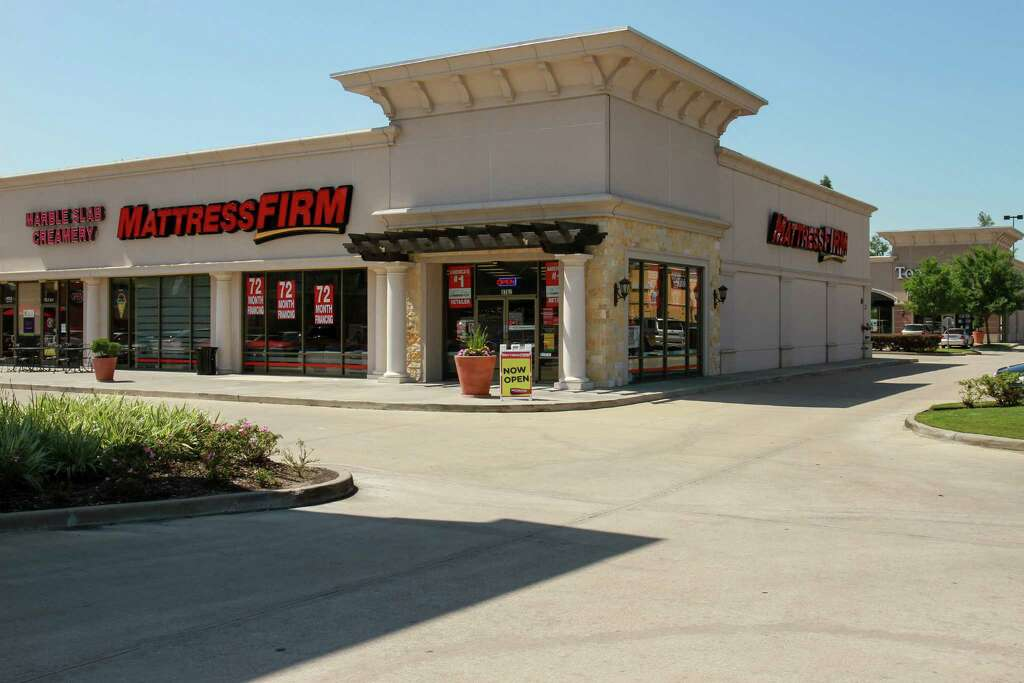 mattress firm at katy freeway for the fountain may
