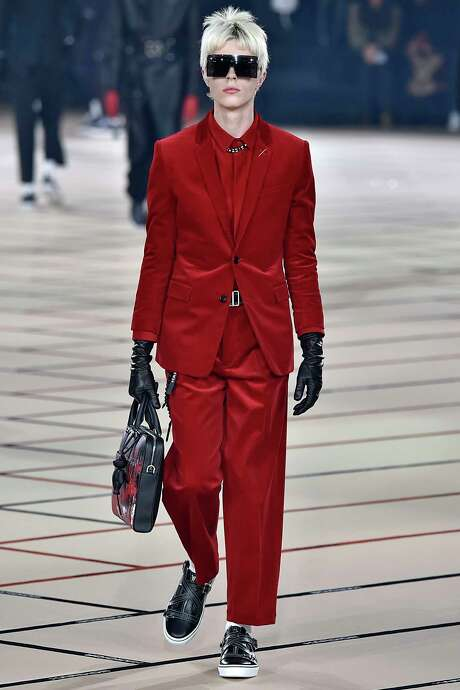 RED: Dior Homme