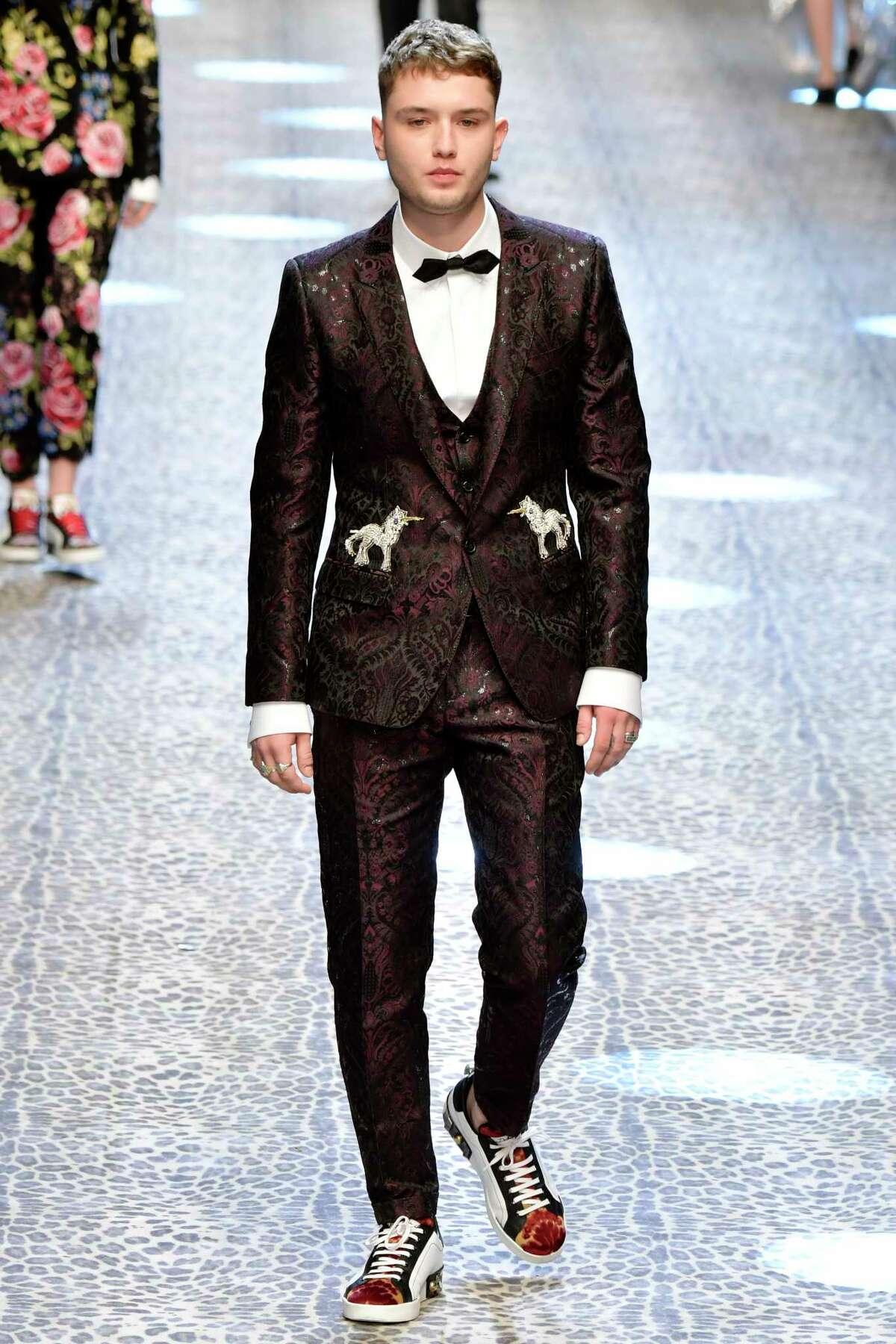 THE TUX: Dolce & Gabbana