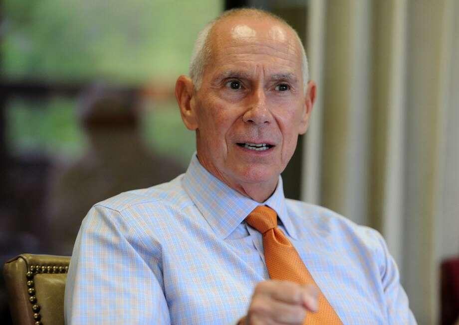 Board of Regents President Mark Ojakian. Photo: Cathy Zuraw / Hearst Connecticut Media / Connecticut Post
