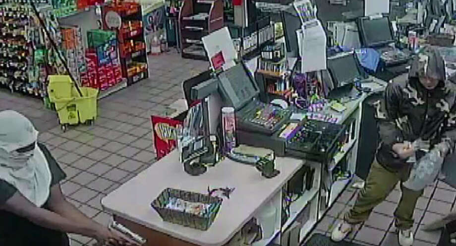 Police are asking for your help in identifying three young men responsible for aggravated robbery with a deadly weapon.