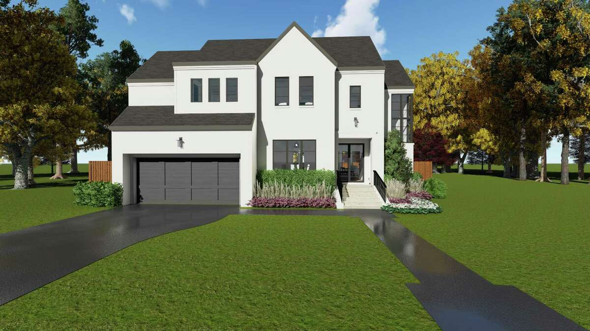 A rendering of a BuildFBG home.