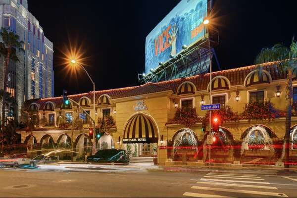 The Best Western Plus Sunset Plaza hotel in West Hollywood, CA
