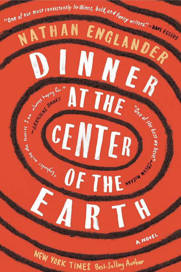 """Dinner at the Center of the Earth"" Photo: Knopf"