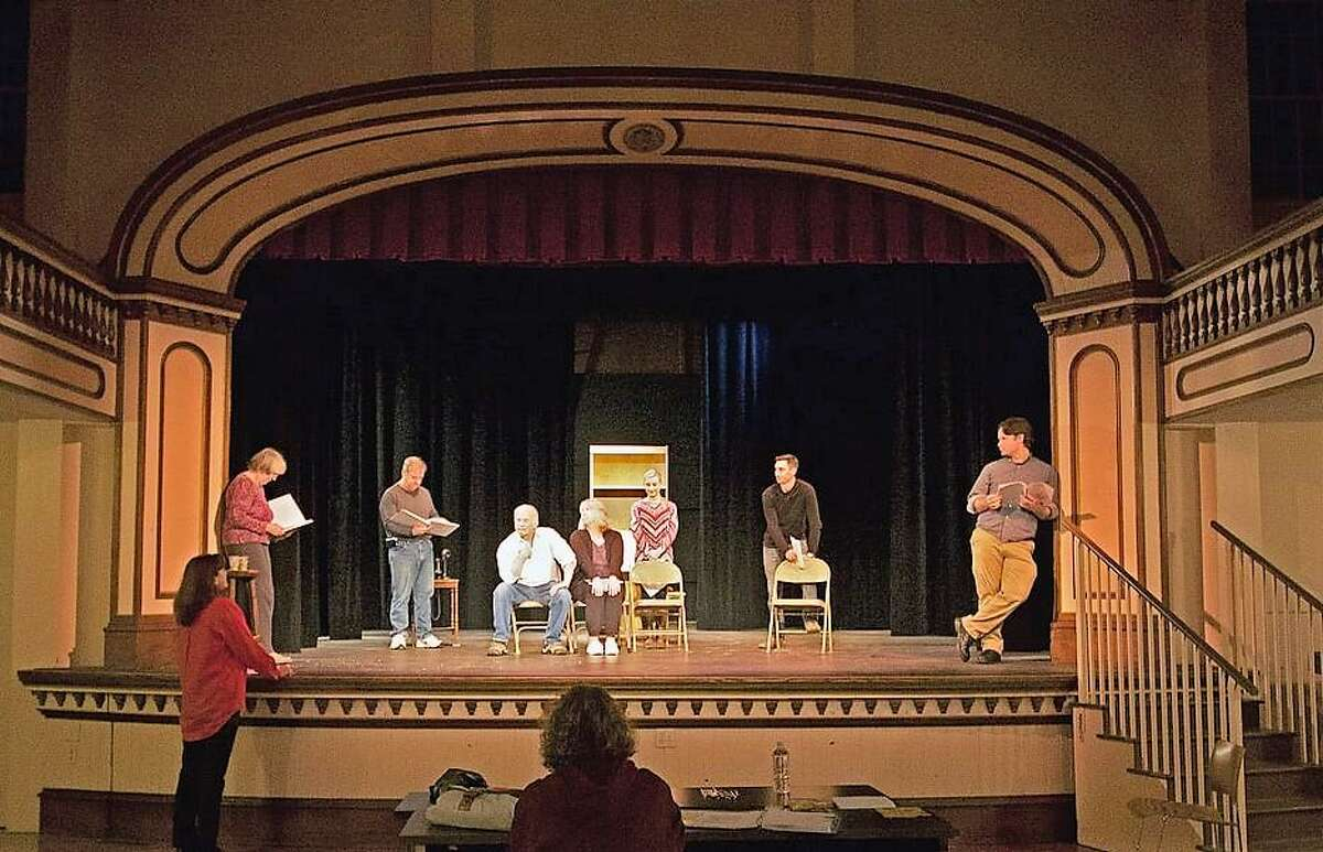 """The Meeting House Players in Chester present the comedy """"Play On"""" opening Oct. 27."""