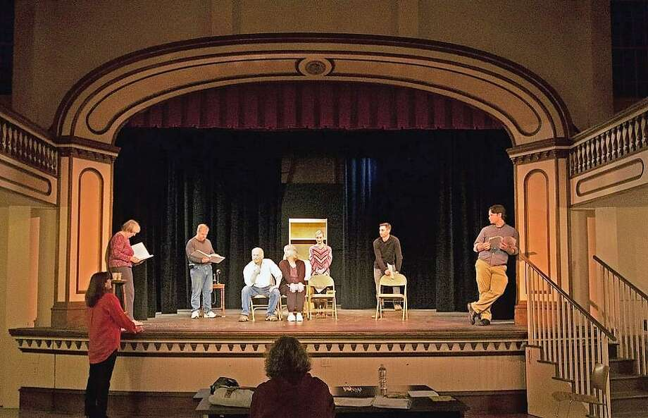 "The Meeting House Players in Chester present the comedy ""Play On"" opening Oct. 27. Photo: Contributed Photo / Not For Resale"