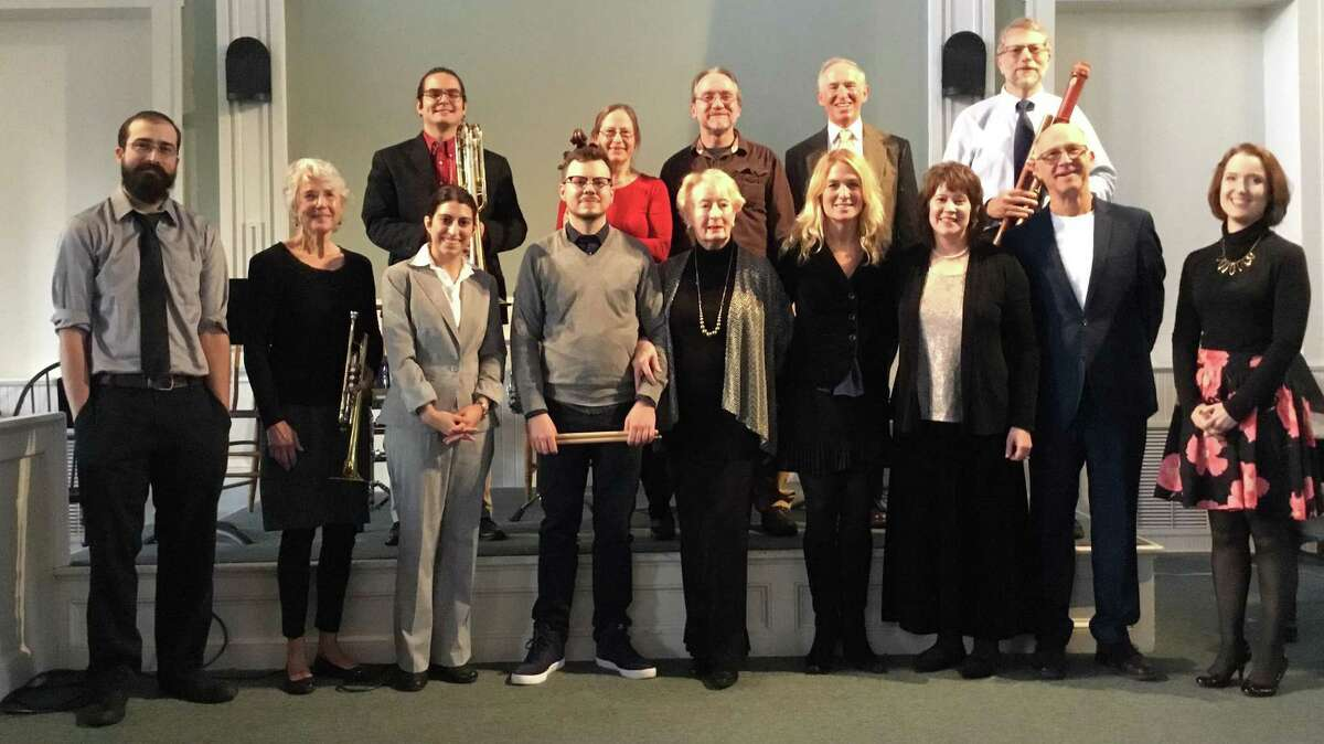 CMS faculty members will present a concert on Nov. 12 in Centerbrook.