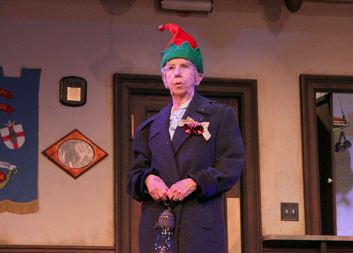 The Ivoryton Playhouse presents the comedy,