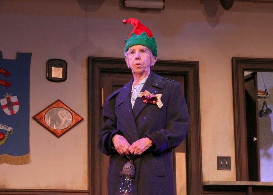"""The Ivoryton Playhouse presents the comedy, """"The Game's Afoot"""" opening Nov. 1. Photo: Contributed Photo / Not For Resale"""