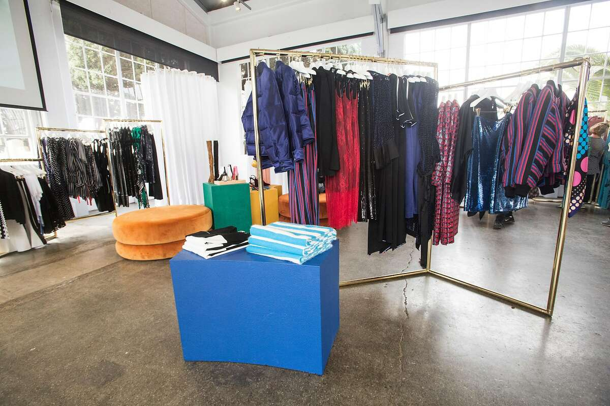 Shop Diane von Furstenberg's the fall/winter 2018 collection, branded T-shirts and Levi�s denim (screenprinted with DVF prints) as well as books and ceramics; make custom, screen-printed jeans; view an art installation with archival photos from Levi�s and Diane von Furstenberg and a selection of Levi�s customized by DVF creative director Jonathan Saunders today through Oct. 20 at�Fort Mason Gallery 308, Landmark Building A, 2 Marina Blvd, S.F.