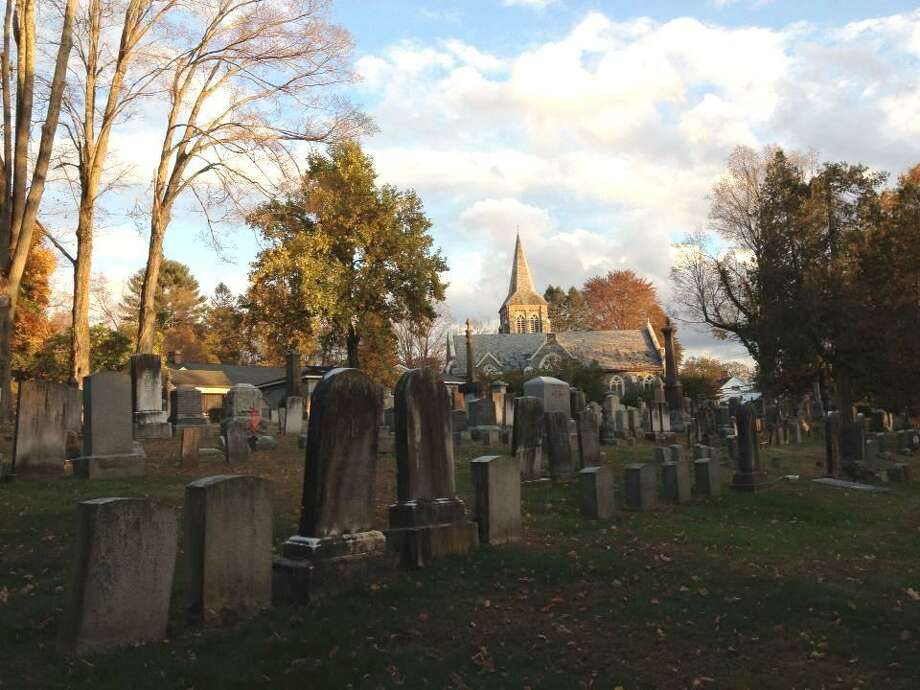 Washington Green Cemetery Tours will be held the evening of Oct. 27in Washington Depot. Photo: Contributed Photo / Not For Resale