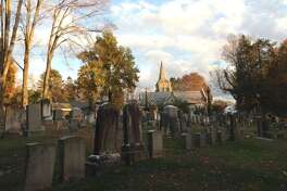 Washington Green Cemetery Tours will be held the evening of Oct. 27in Washington Depot.