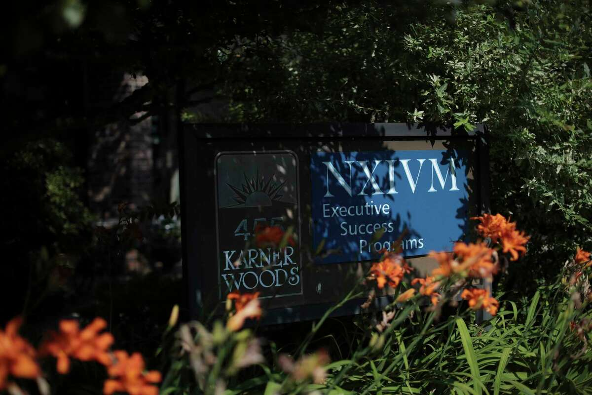 NXIVM Executive Success Programs in Albany, N.Y., July 31, 2017. Though many people take the self-help group's workshops and move on with their lives, others have become drawn more deeply into Nxivm, getting branded and giving up careers, friends and families to become followers of its leader, Keith Raniere, who is known within the group as ?