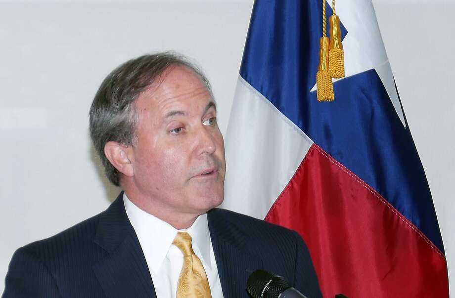 "Attorney General Ken Paxton wrote in a legal opinion that he interprets state law as allowing handgun license holder to carry their weapon into a church unless the church ""provides effective oral or written notice prohibiting the carrying of handguns on its property … as the law allows."" Photo: Cuate Santos /Laredo Morning Times / Laredo Morning Times"