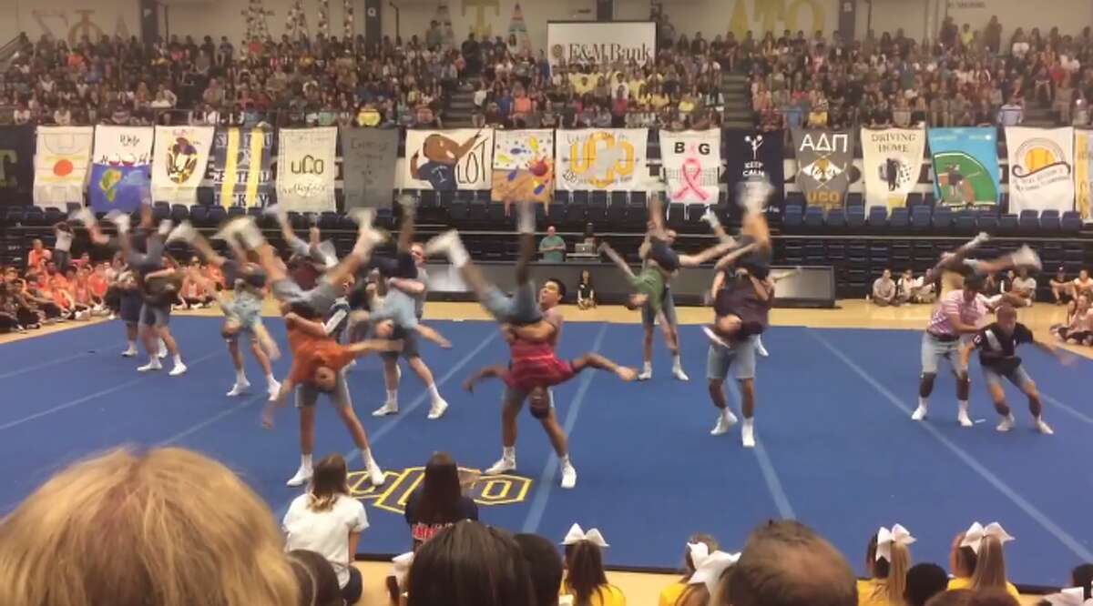 The dance routine of an Oklahoma fraternity recently went viral and the group of students are using the attention to promote The Special Olympics. See a list of the top party schools in the U.S., according to the Princoton Review