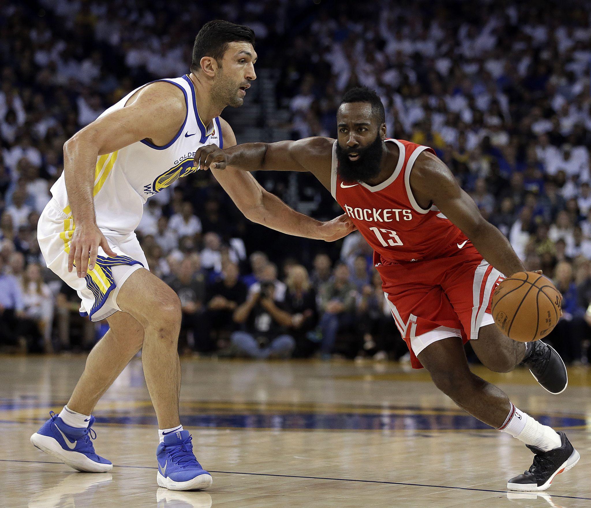 Rockets Vs. Warriors: The Season Series