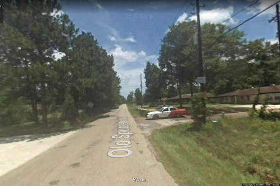 A screenshot of a Google Maps image that shows the 8700 block of Fountain Drive in Silsbee, Texas. Wednesday, officials said a mother and her 5 children died following a house fire in the area.