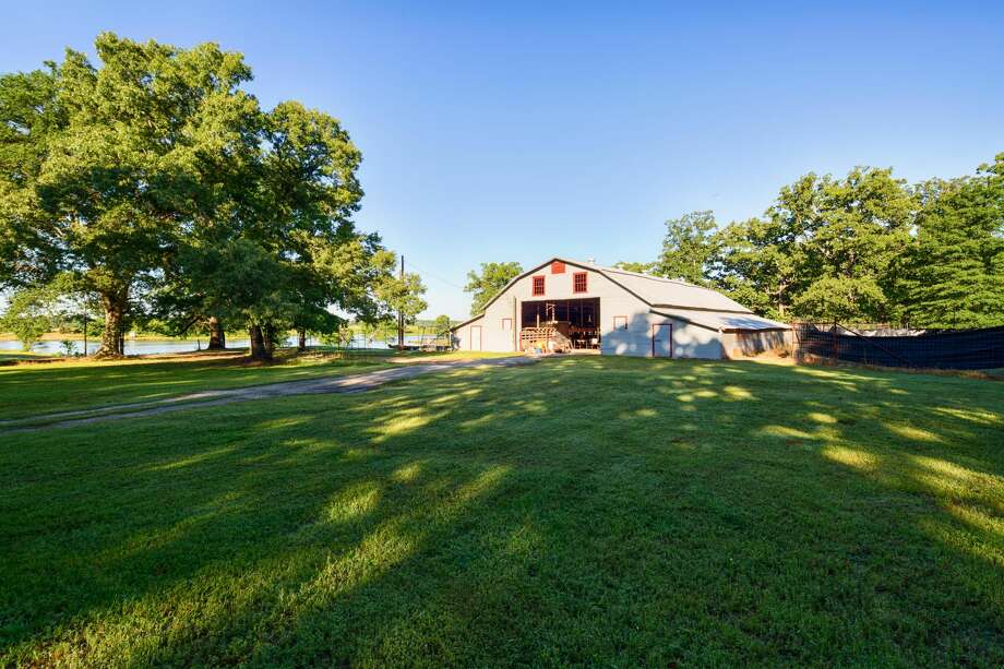 Nearly a two-hour drive east of Dallas sits the Broseco Ranch, a sprawling spread known for its cattle, luxury, and hunting amenities. It's picturesque views are the stuff of a George Strait song. The commercial ranch is now up for sale for over $34 million, according to the Icon Global Group in Dallas, which is handling the listing. It is being sold and liquidated through a sealed bid process. Photo: Icon Global Group