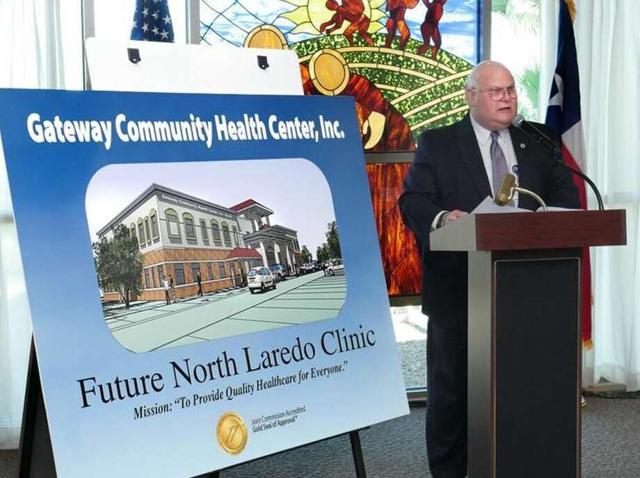 Gateway Community Health Center, Inc., CEO Elmo Lopez Jr., announced, Tuesday, that the center is launching a Capital Campaign to built a full-service clinic in North Laredo.  Photo: Cuate Santos/Laredo Morning Times
