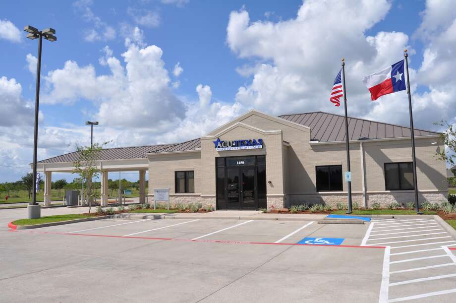 Associated Credit Union of Texas has a branch at 1450 FM 1462 in Alvin. Photo: Associated Credit Union Of Texas