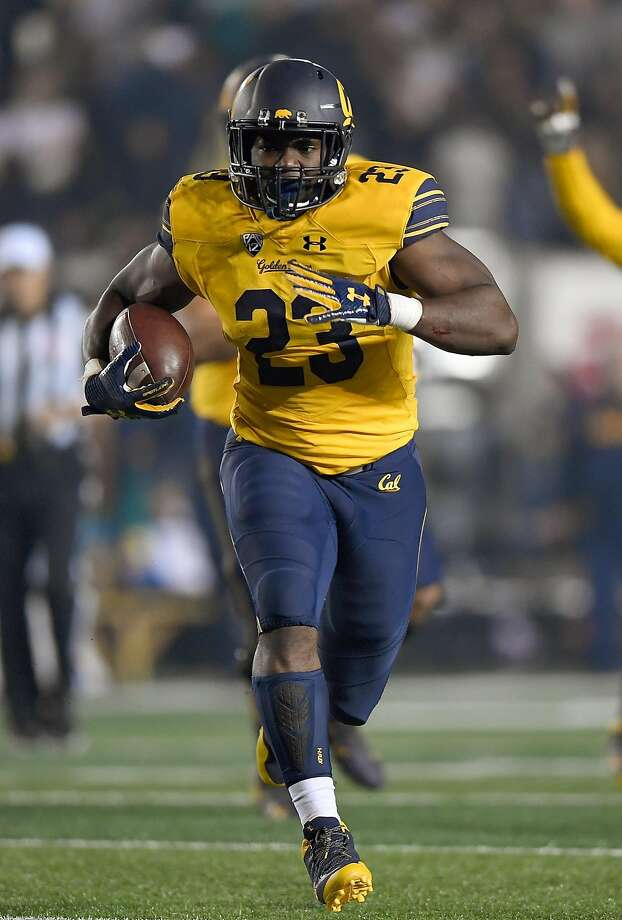 Vic Enwere is Cal's active leader with 15 touchdowns. Photo: Thearon W. Henderson, Getty Images