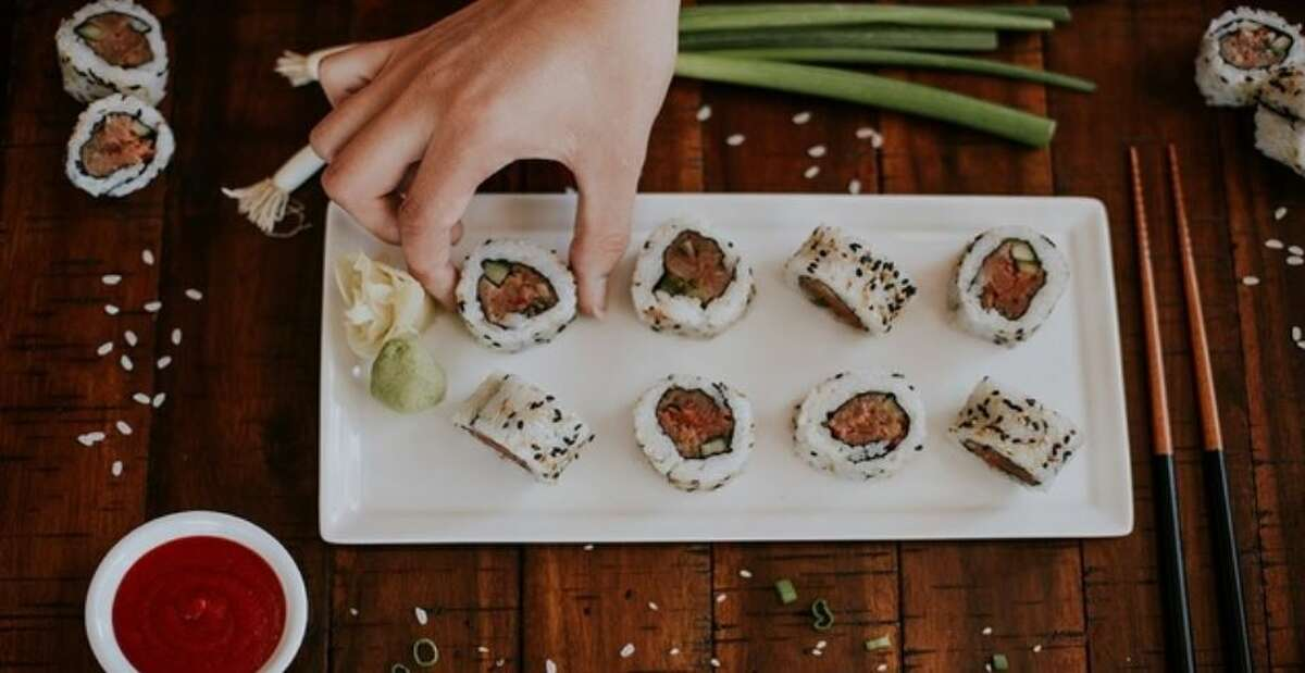 P.F. Chang's is offering free sushi rolls for one day only. >>See Houston restaurants where kids eat free every day.