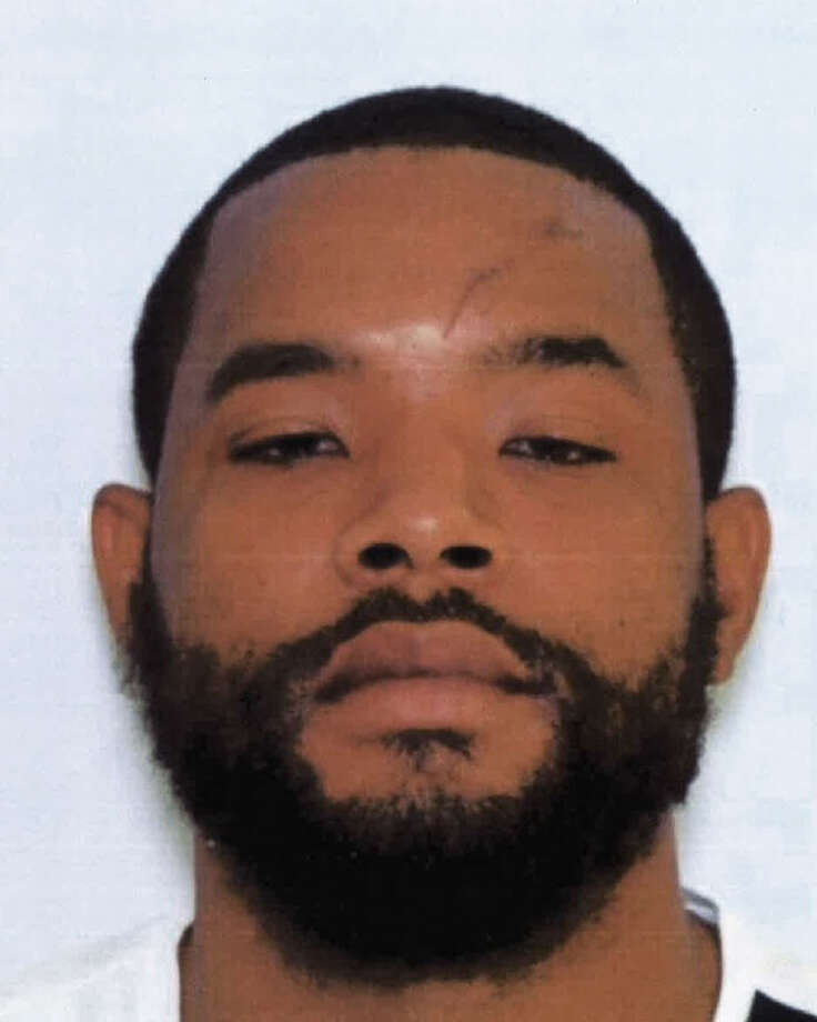 This photo provided by the Maryland State Police shows Radee Labeeb Prince, who police apprehended after they said he opened fire with a handgun at the Emmorton Business Park in the Edgewood area of Harford County, Md., Wednesday, Oct. 18, 2017, and then fled. (Maryland State Police via AP) Photo: AP / Maryland State Police