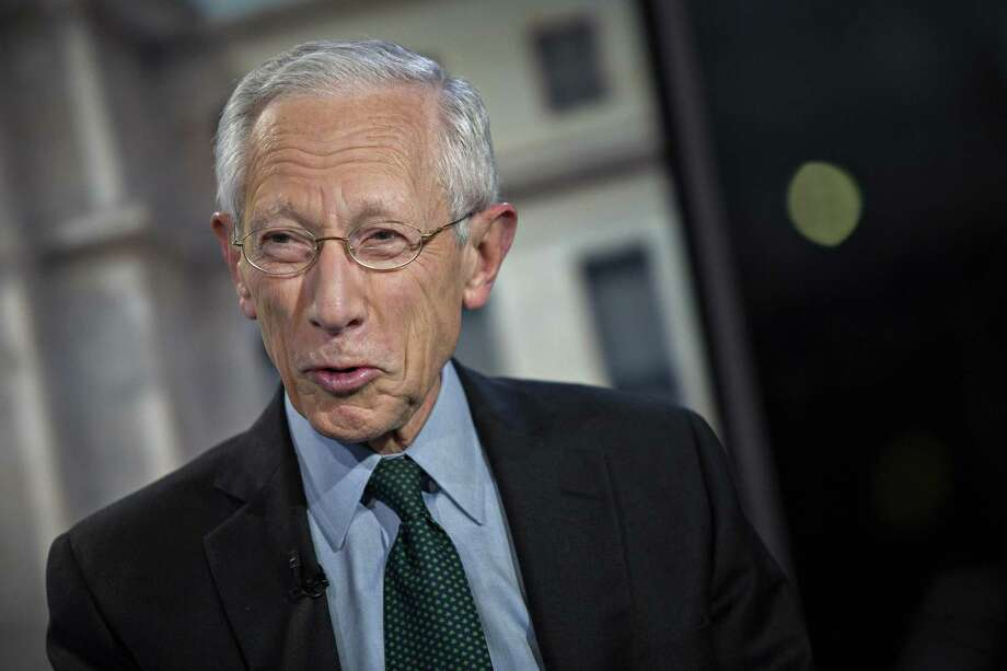 "Stanley Fischer, vice chairman of the U.S. Federal Reserve Bank, is a voting member of the Federal Open Market Committee. Fischer has said he is resigning in mid-October for ""personal reasons."" Photo: Andrew Harrer /Bloomberg / © 2017 Bloomberg Finance LP"