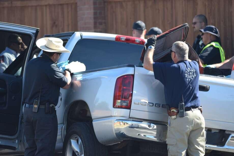 Bexar County deputies reportedly find stolen law enforcement