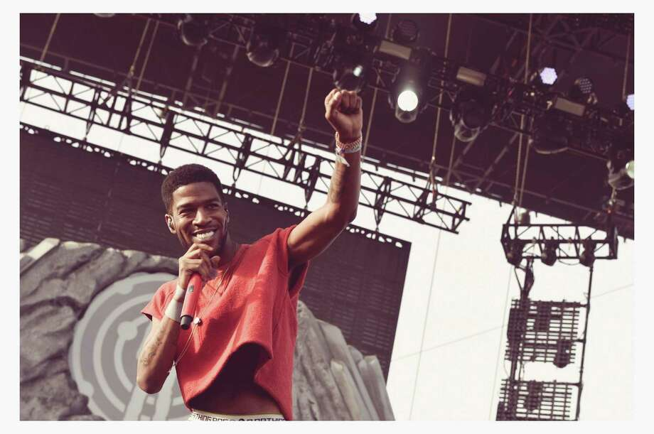 Rapper Kid Cudi Photo: Kevin Winter, Staff / 2014 Getty Images