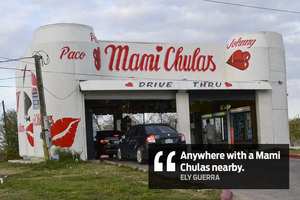 "Ely Guerra: ""Anywhere with a Mami Chulas nearby."""