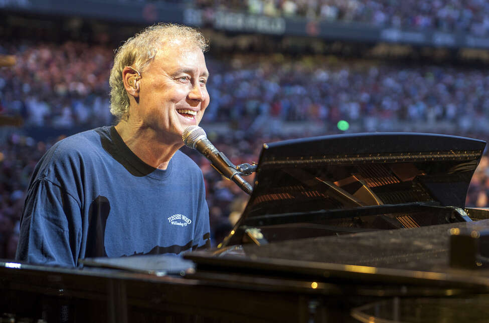 Bruce Hornsby and Music, Feb. 28, Troy Savings Bank Music Hall. Singer-songwriter's piano accompanied by string ensemble.