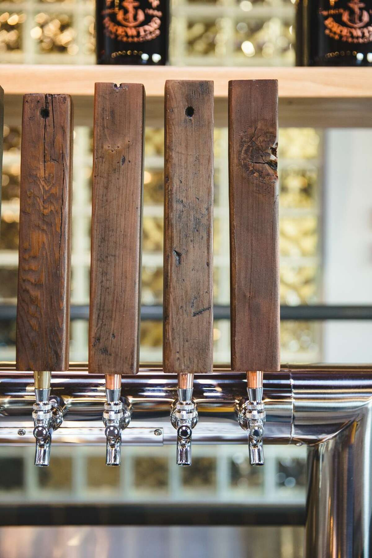 Anchor Brewing Company will soon open Anchor Public Taps, its first public taproom since before Prohibition.