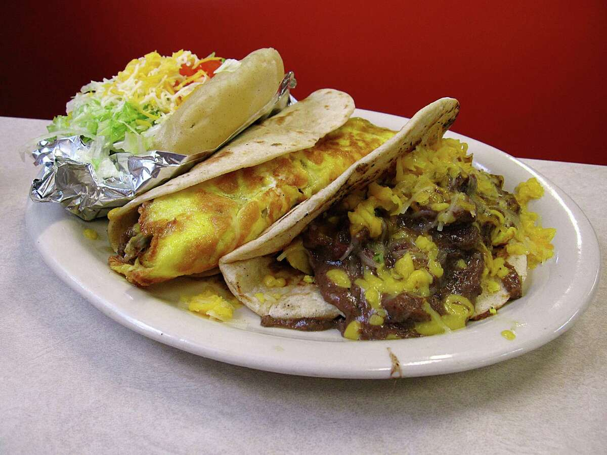 2. Eat lots of tacos: @nvcsatx83: Have breakfast tacos AT LEAST 3x a week!, @rodzro: Eat carne guisada tacos with cheese only in San Antonio