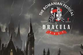 The inaugural Dracula Fest will celebrate Romanian food and culture.