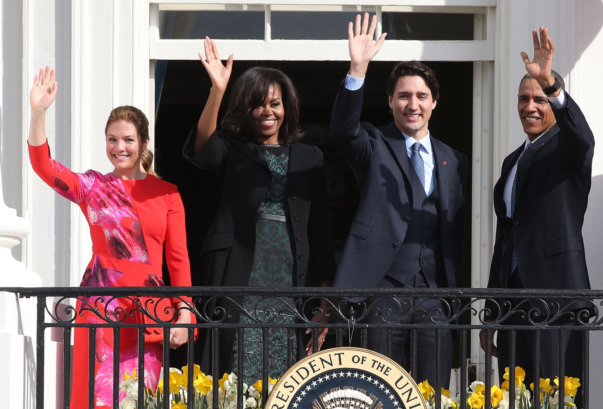 Obama endorses embattled PM Trudeau in Canadian election