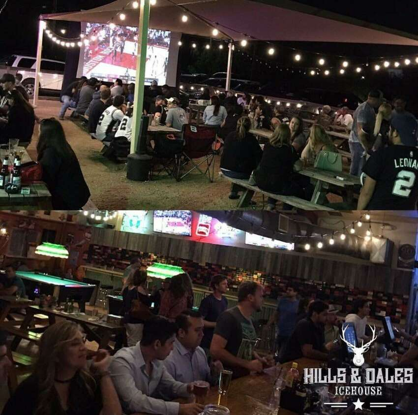 Hills and Dales Ice House | 15403 White Fawn Dr. (210) 695-2307 Hills and Dales Ice House Facebook Name, address, phone number, website/social