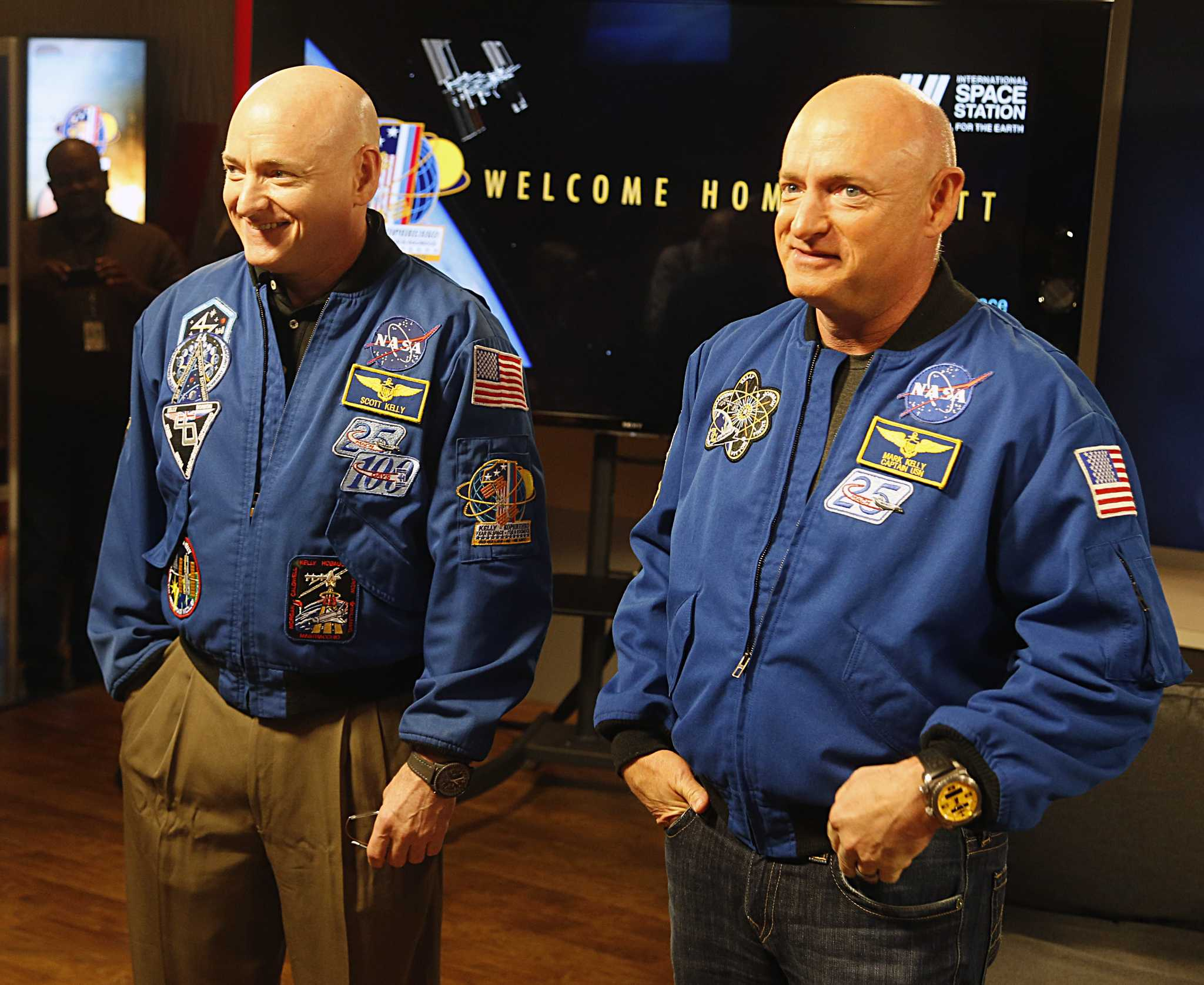 NASA twins study reveals long-duration space missions cause change in DNA