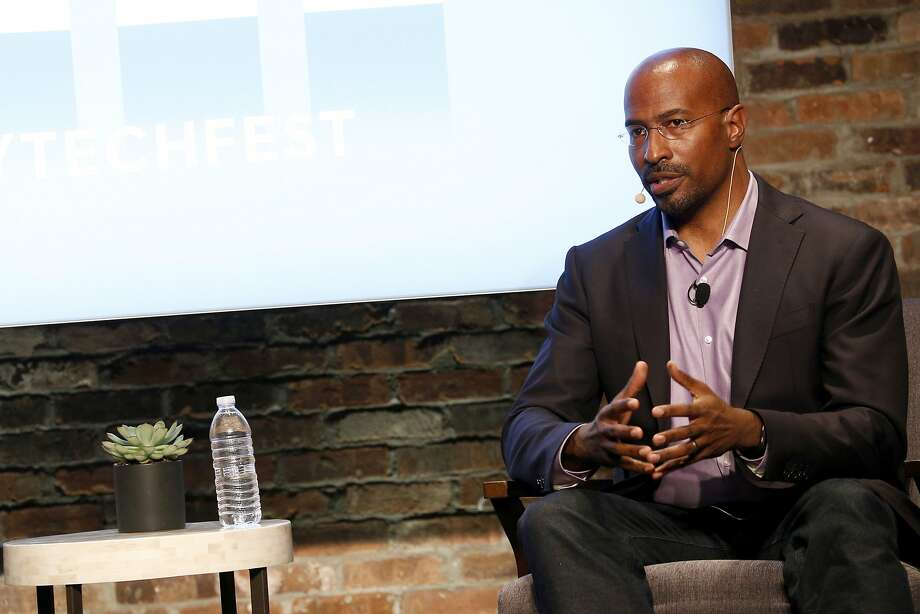 Van Jones Photo: Brian Ach, Getty Images For The New Yorker