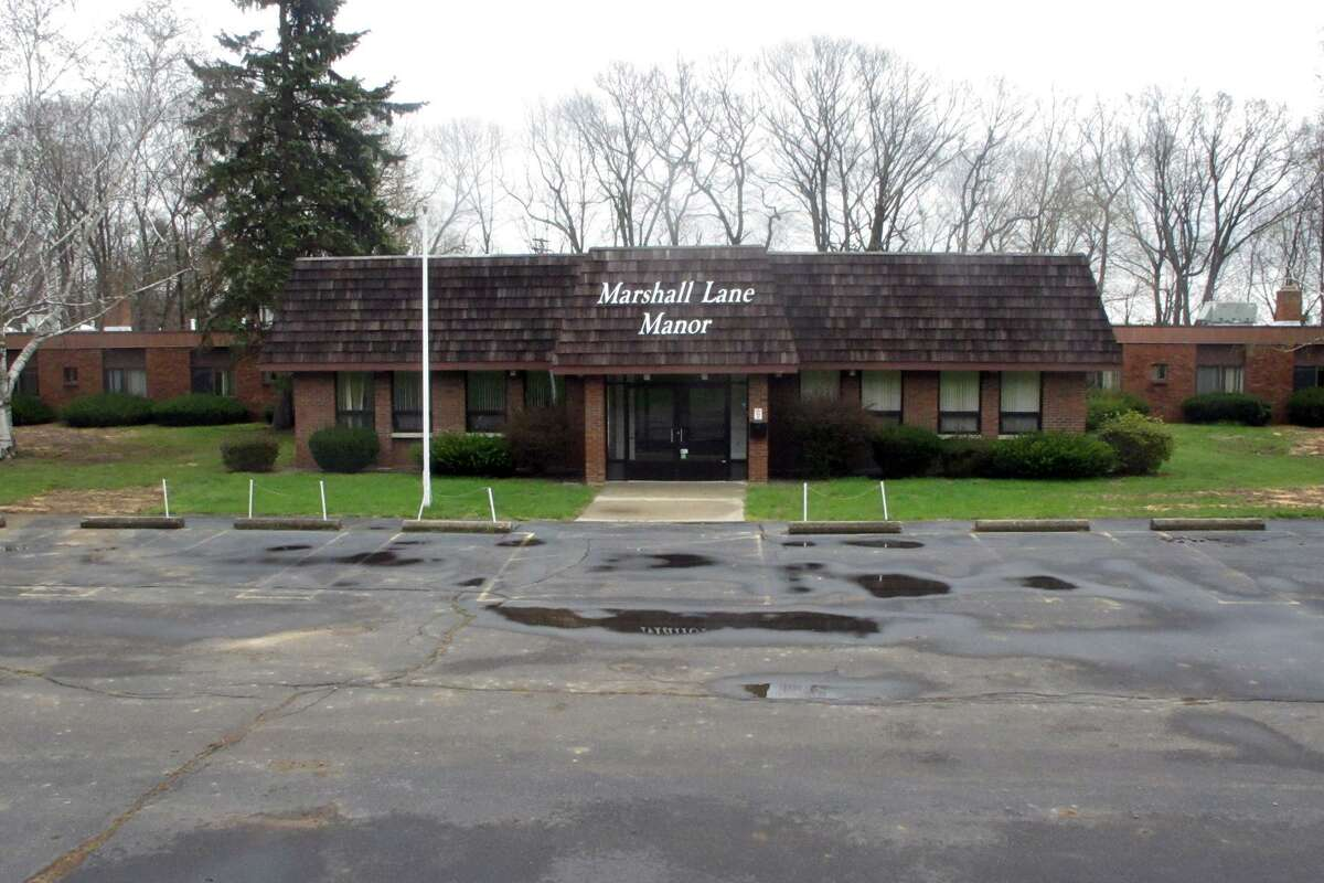 Derby's Marshall Lane Manor, a convalescent home which closed in 2015, is being considered as a dormitory for high school students from China.