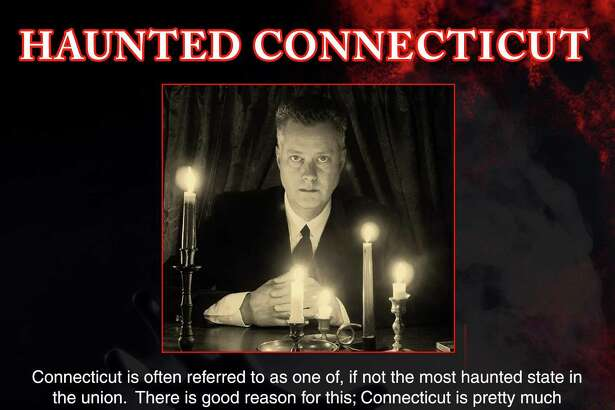 """Paranormal investigator Steve Gibson will host """"Haunted Connecticut,"""" a special dinner event at the Ritz Crystal Room at Remember When on Main Street in Torrington."""