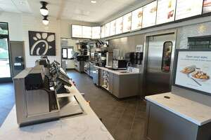 The new Chick-fil-A restaurant on Wednesday October 18, 2017 on Connecticut Ave. in Norwalk Conn.