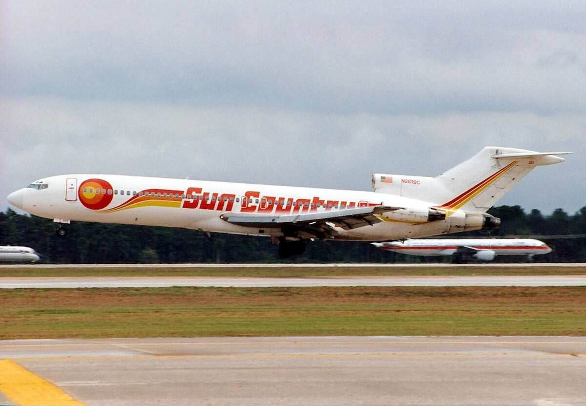 8) Sun Country Airlines Rank in terms of Average flyer: 8 Light flyer: 7