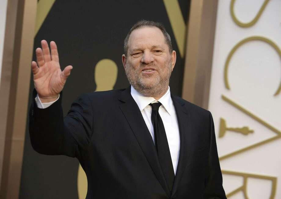 Harvey Weinstein arrives at the Oscars in Los Angeles in 2014. Weinstein's defense that his sexual predation was a product of the culture of the '60s and '70s misstates what that culture was about — mostly about the empowerment of women. Photo: Jordan Strauss /Associated Press / Invision
