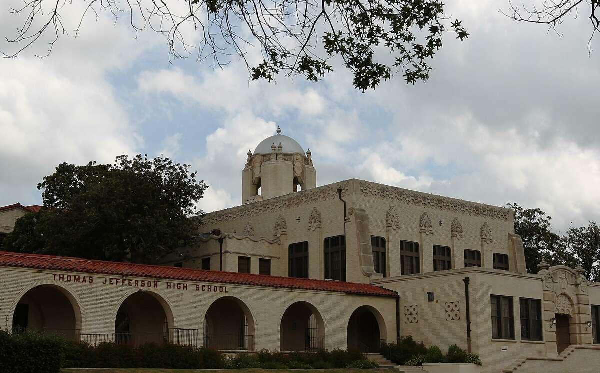 School: Thomas Jefferson High SchoolDistrict Texas: San Antonio ISD Overall score:62