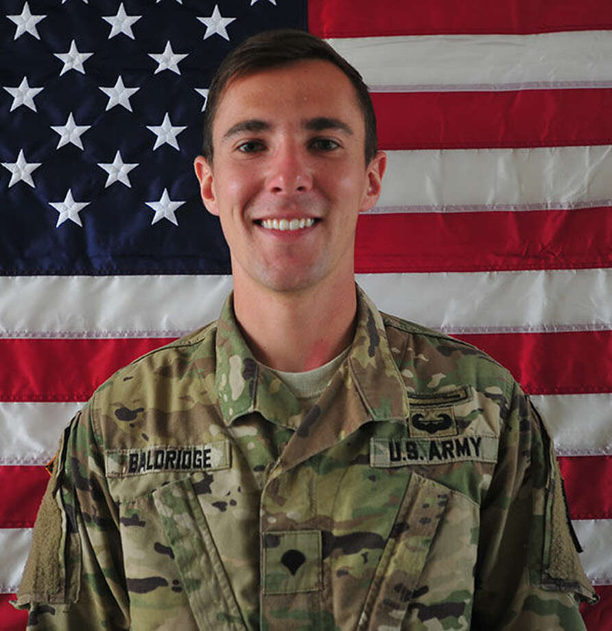 Army Cpl. Dillon Baldridge, 22, of Youngsville, North Carolina, killed in Afghanistan in 2017. Photo: US Army
