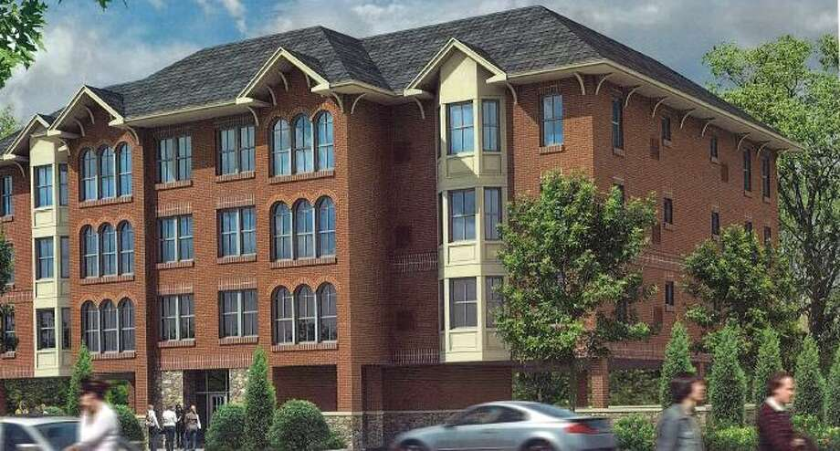 A 24-unit apartment building at 1427-1443 Kings Highway was approved Tuesday by the Town Plan and Zoning Commission. Eight of the units will be set aside as affordable. Fairfield,CT. 10/18/17 Photo: Contributed / Contributed Photo / Fairfield Citizen