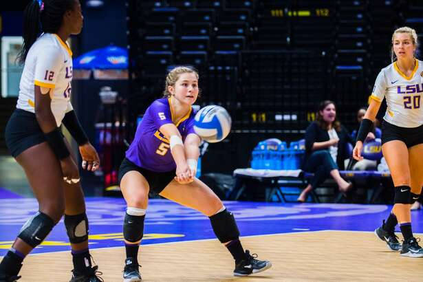 Former Oak Ridge Lady War Eagle and current LSU volleyball player Raigen Cianciulli was selected as the SEC Defensive Player of the Week.